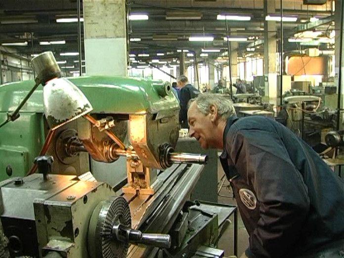 Фабрика резног алата - фото В. Никитовић
