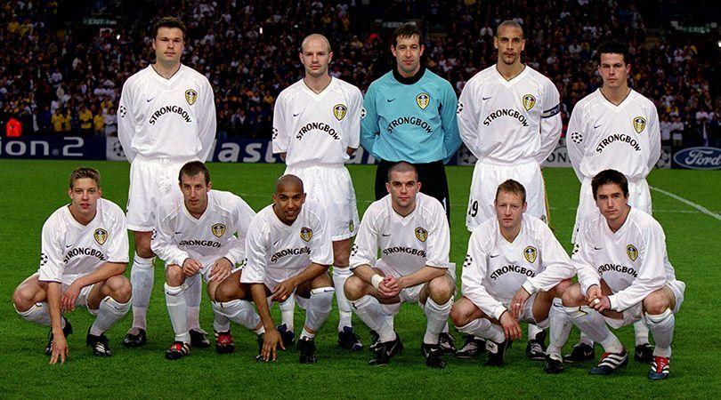 Leeds United, polufinale Lige šampiona 2001. (Izvor: FourFourTwo)