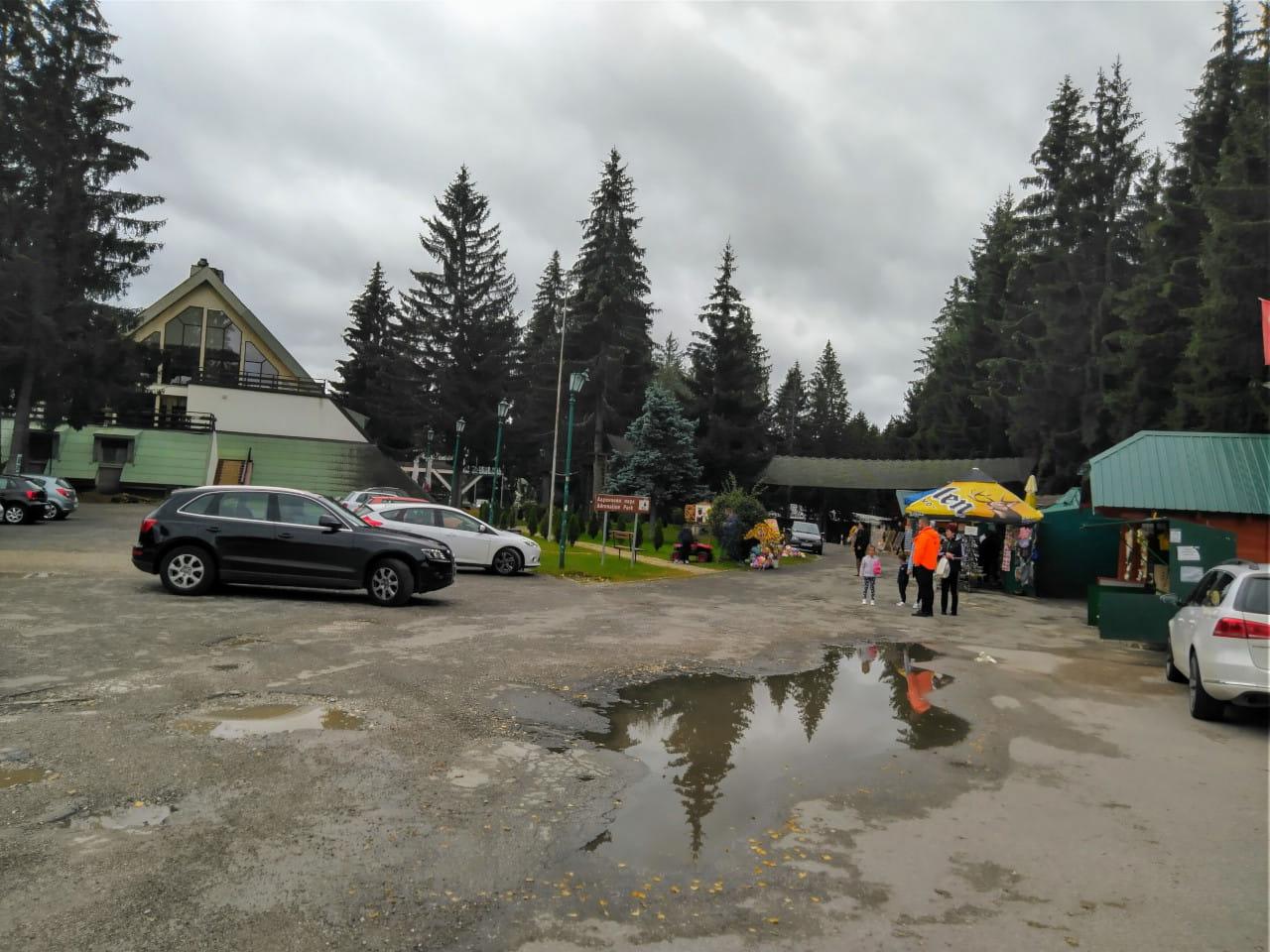 Огледало – добродошлица за дочек  гостију (Фото: Д.Гагричић)